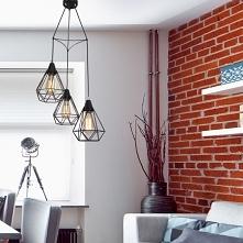 Świetna lampa, idealna loftowych wnętrz!
