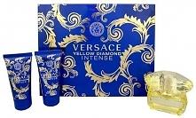 Versace Yellow Diamond Intense Woda Perfumowana 50 Ml + Żel Pod Prysznic 50 M...