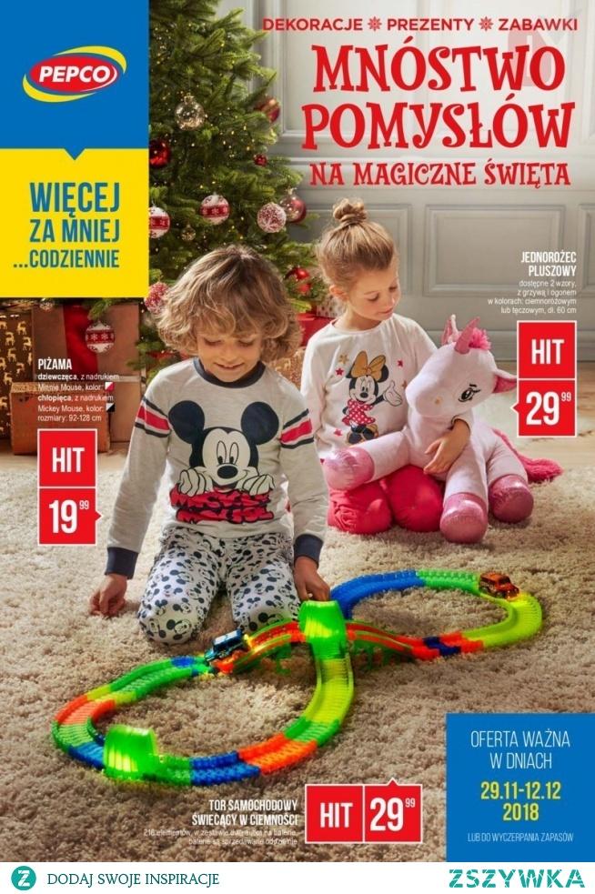 od 29 listopada 2018 cała >>> na Gazetki Zszywka.pl