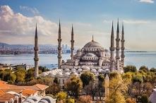 Istanbul, Turcja - Błękitny Meczet, puzzle
