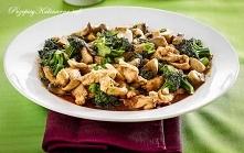 Kurczak i brokuły