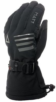 Matt Męskie Rękawice 3193 Scratch Gloves, Black, L