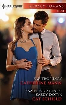 """""""Żar tropików"""", """"Każdy pocałunek, każdy dotyk"""" Catherine ..."""