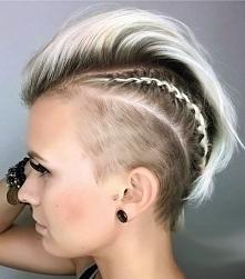 fryzura damska bob