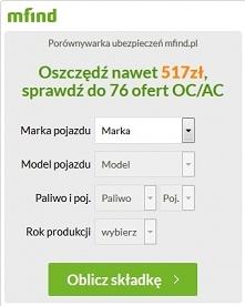 Kalkulator OC Link4 UBEZPIECZENIE AUTA - kalkulator OC/AC Zyskaj dodatkową oc...