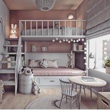 Pokój dla dziewczynek :)