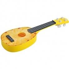 Owocowa Gitara Ukulele Dla Dzieci Gitarka Ananas 6153