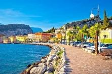 Europa. Włoskie wybrzeże, Torbole :) Zapraszamy na puzzle!