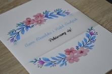 Zaproszenia ślubne z dodatkiem kalki  więcej informacji na poligrafiapr@inter...