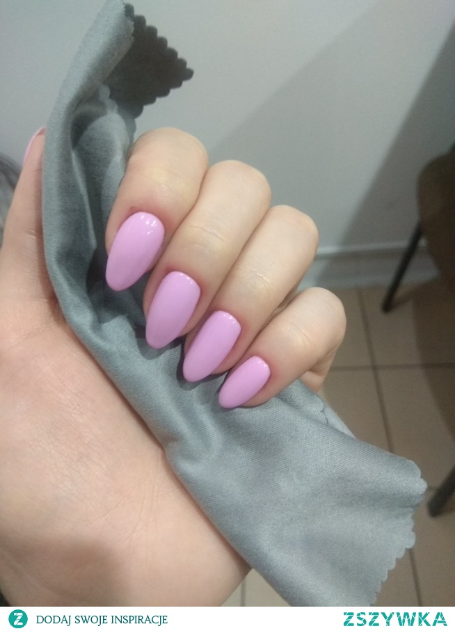 #paznokcie #paznokciehybrydowe #pudrowyróż