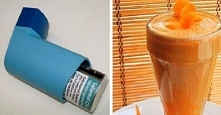 Zamiennik inhalatora: ten sok jest gwarantowanym lekarstwem na astmę