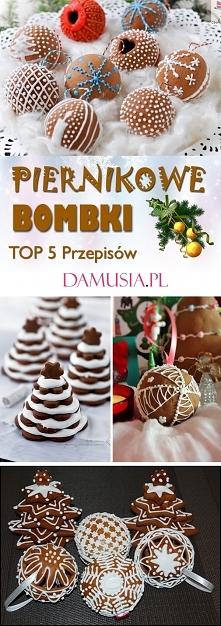 5 Przepisów na Piernikowe Bombki – Pyszna Dekoracja na Świąteczną Choinkę