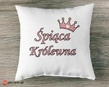 Śpiąca Królewna - poduszka