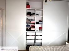 Jak zrobić szafę samodzielnie? Zapraszam na bloga - krok po kroku w najnowszym wpisie.
