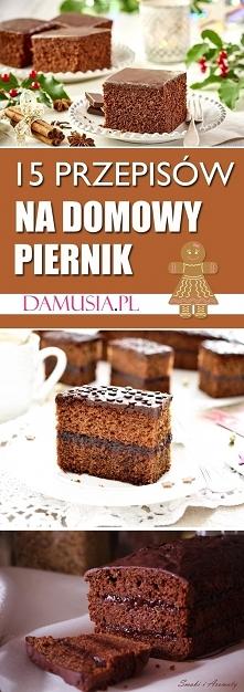 Przepis na Piernik w 15 War...