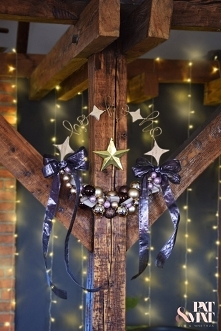 Wianek świąteczny DIY. Cały...