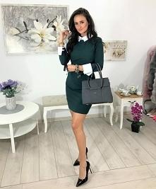 Sukienka pensjonarka
