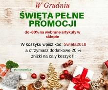 Nasze grudniowe – Świąteczne promocje – zapraszamy. #święta #gwiazdka #świeta...