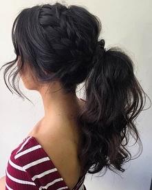 Najpiękniejsze fryzury dla brunetek