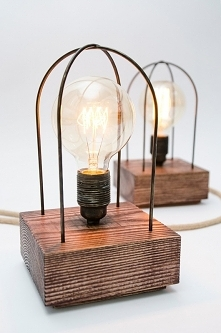 LAMPA BIURKOWA No.1 - BLACK