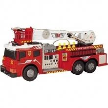 Straż Pożarna Na Kabel Dickie Wóz strażacki