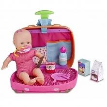 NENUCO Pachnąca Lalka walizką Zawsze ze mną