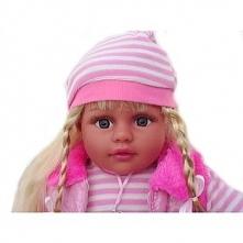 Duża lalka 60 cm, mówi i śpiewa po polsku nr 7