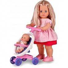 Lalka Natalia mamusia z córeczką