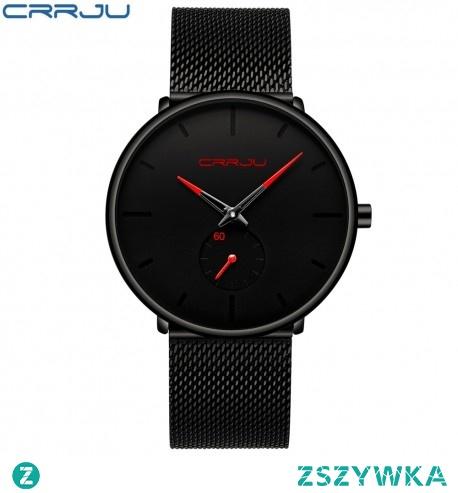 Nietuzinkowy Zegarek Męski Dostępny w 3 kolorach. -> Kliknij w zdjęcie, by dowiedzieć się więcej -> CzasNaZegarki.pl