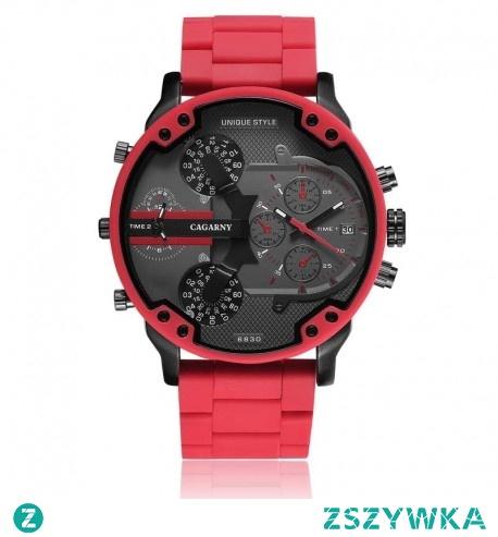 Nietuzinkowy Zegarek Męski -> Kliknij w zdjęcie, by dowiedzieć się więcej -> CzasNaZegarki.pl