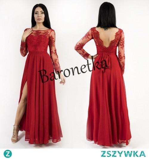 Suknia od Baronetki