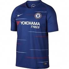Koszulka krótki rękaw do piłki nożnej Chelsea dla dzieci