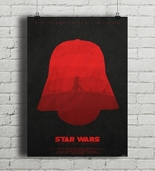 Star Wars - Darkness - Przebudzenie Mocy -plakat