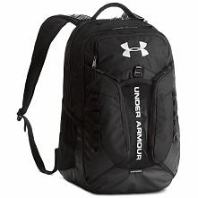 Plecak UNDER ARMOUR - Contender Backpack 1277418-001  Blk/Blk/Slv R.