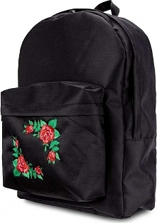 Eastend Plecak unisex Wreathpack czarny (WREATHPACK)