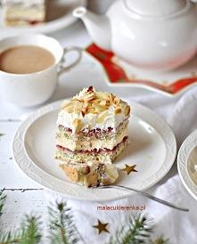 Ciasto Maczek Chałwowy z Ko...