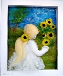 Słoneczniki. Obraz z kolekc...