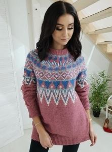 Sweter GALA róż. Ottanta - sklep online