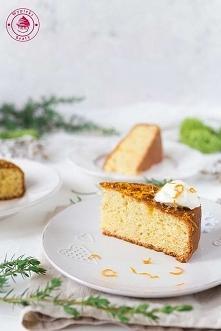 Ciasto pomarańczowo-jogurtowe - Najlepszy przepis - Wypieki Beaty
