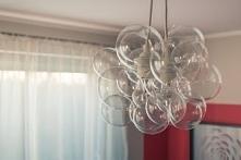 Lampa sufitowa z bombek - i...