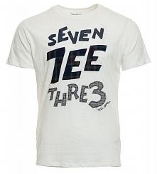 Pepe Jeans T-Shirt Męski Abbot L Biały
