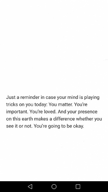 Pamiętaj o tym każdego dnia