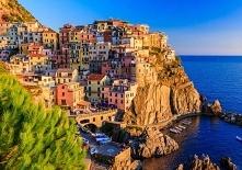 Portofino we Włoszech, urokliwa miejscowość. Zapraszamy na puzzle! ;)