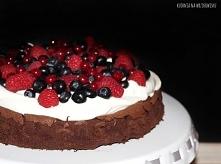 Mega wilgotne ciasto czekol...