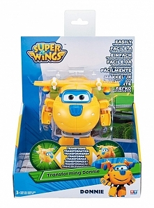 Super Wings Transfoming Donnie