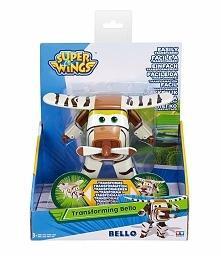Super Wings Transfoming Bello