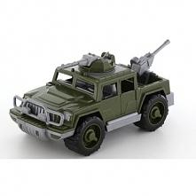 Jeep pickup wojskowy Wader-Polesie Obrońca w siatce 63977