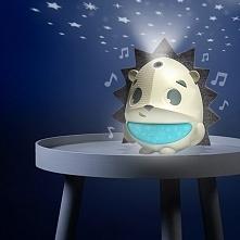 Tiny Love Projektor/Pozytywka z sensorem płaczu - Jeż