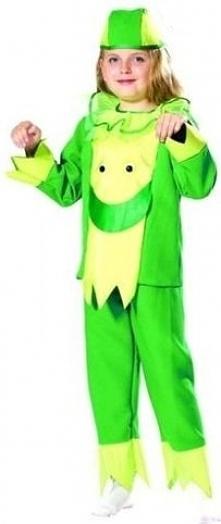 Żabka - przebrania / kostiumy dla dzieci