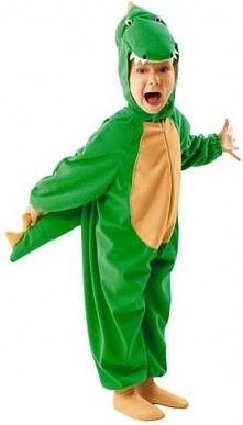 Strój Krokodyl - przebrania , kostiumy dla dzieci
